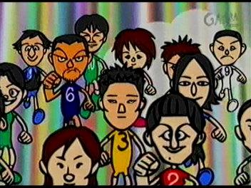 GAORAアニメ。