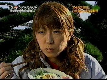 食べ頃舞ちゃん。