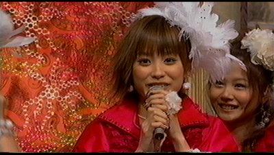 ベストアーティスト2007愛ちゃん。