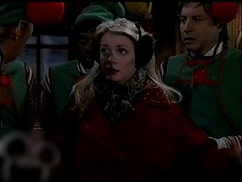 クリスマスの妖精。