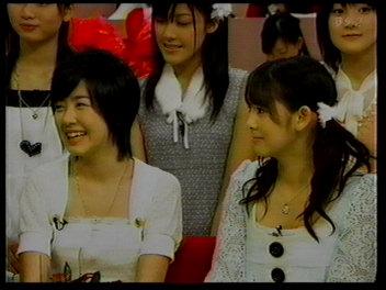 笑顔佐紀ちゃん。