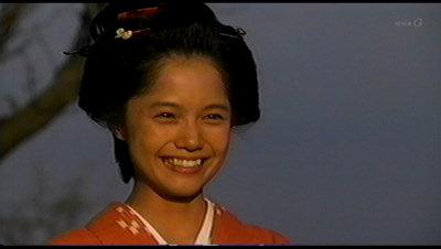 篤姫あおいちゃん。