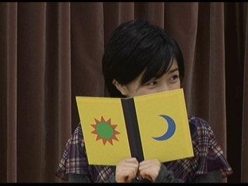 失笑佐紀ちゃん。