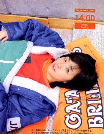 佐紀ちゃんお休み中。