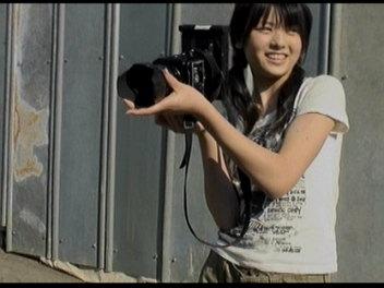 カメラウーマン舞美様。