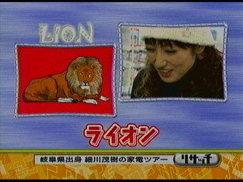 ライオン和希っす。