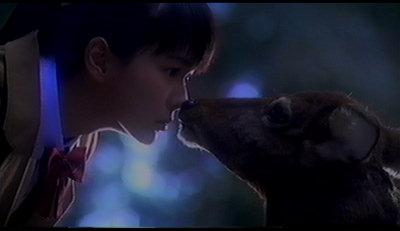鹿男多部ちゃん。