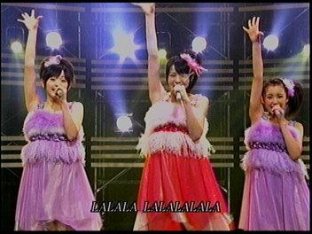 LALALA幸せの歌。