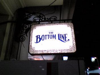ボトムライン。