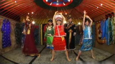 Mongolian Dance Shot Ver.。