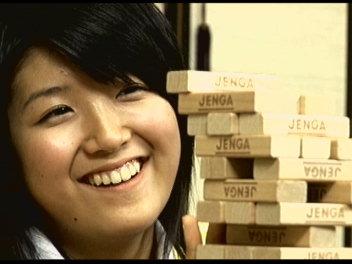 歯千奈子さん。