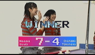 勝利まぁさん佐紀ちゃん。