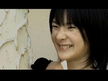 笑顔桃ち。