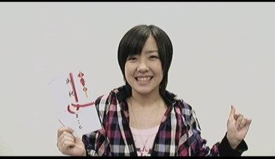 受賞佐紀ちゃん。