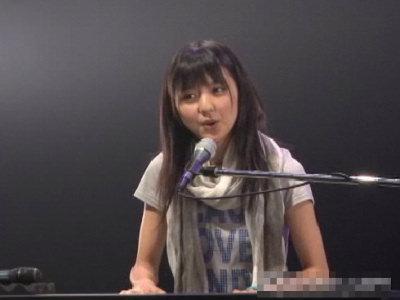 MELON GREETING真野恵里ちゃん。