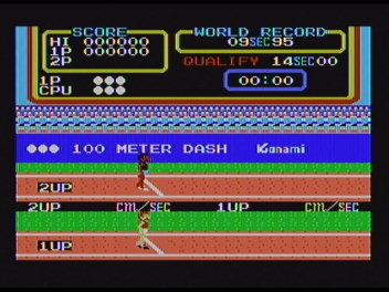 ハイパーオリンピック。