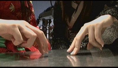 指の物語り。