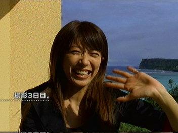 良い笑顔舞ちゃん。
