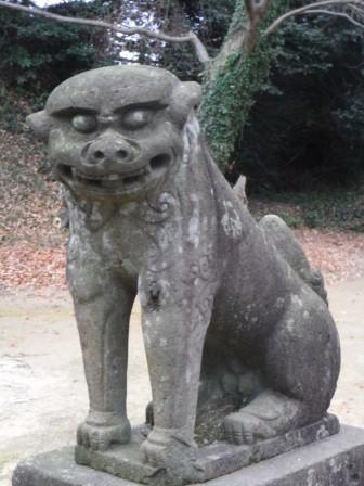 八幡神社山浦1