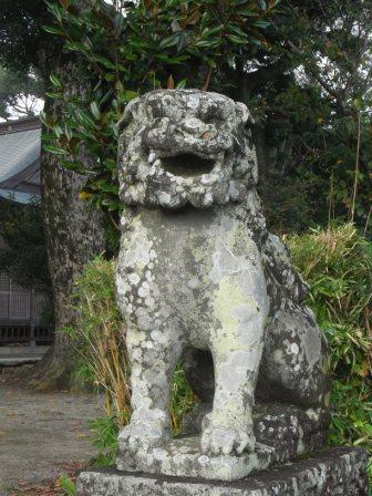 青幡神社1