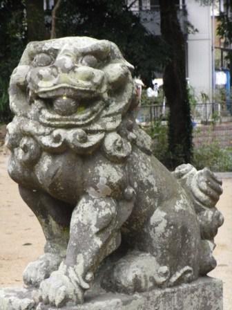 老松神社古賀1