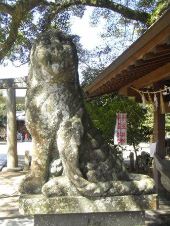 鏡神社唐津2