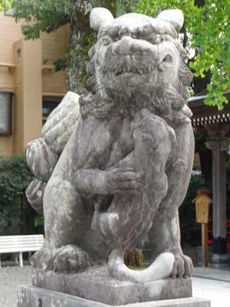 諏訪神社本渡2