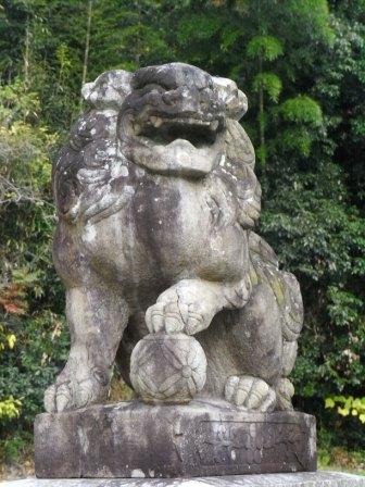 老松神社高来寺1