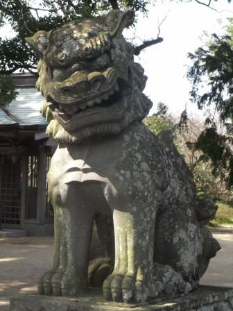 諏訪神社浜玉5