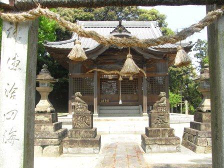 日吉神社下臼井8