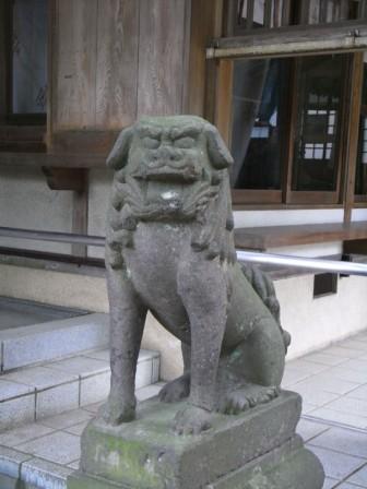 日吉神社久留米3