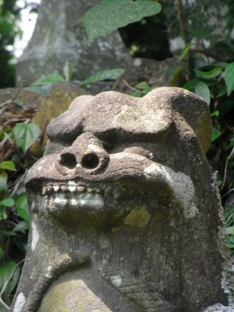 田島神社横竹8