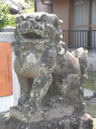 月読神社田主丸11