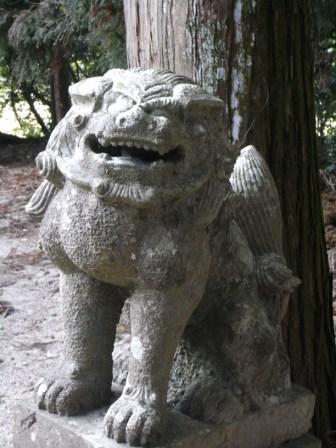 杉神社三瀬1