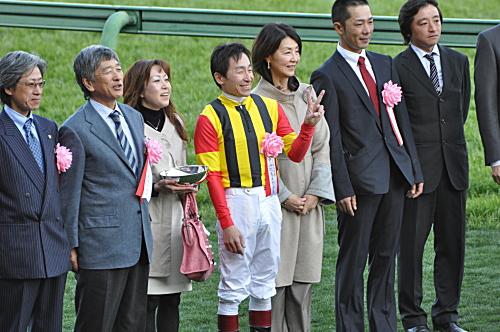 横山典弘2000