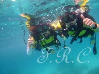 プーケット ダイビング シミランクルーズ 体験ダイビング