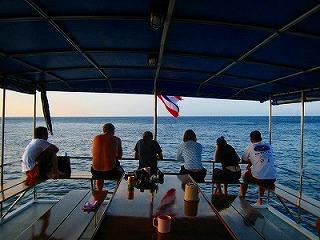 similan phuket diving クルーズ ダイビング ログ