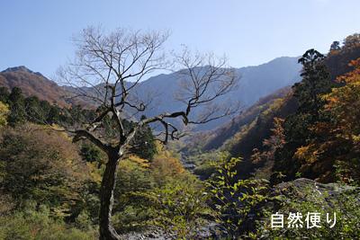 元谷・北壁方面