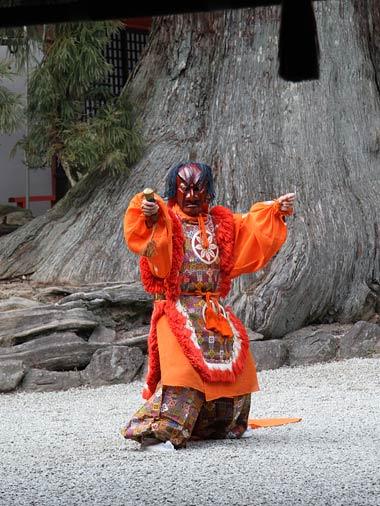 春日大社 舞楽始式3