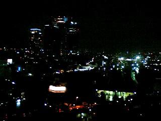 大阪ホテル夜景