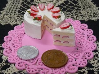 苺のショートケーキ 2