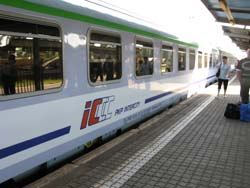 ポーランド 列車