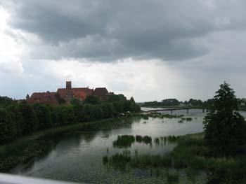 ポーランド マルボルク