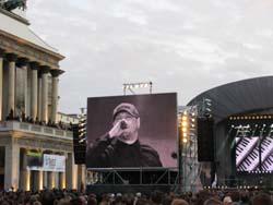 ポーランド 屋外コンサート