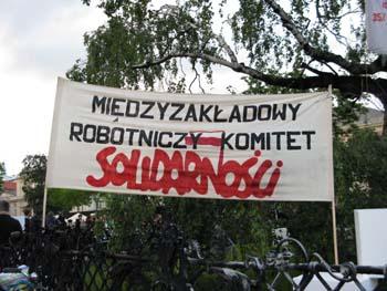 ポーランド Solidarność