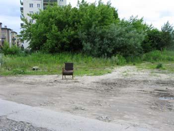 ポーランド 椅子