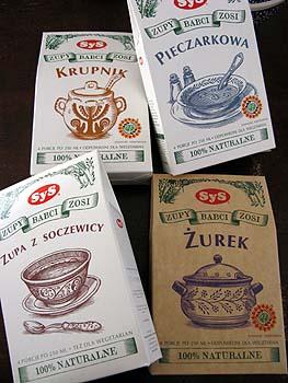 ポーランド スープ