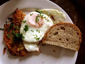 ポーランド 朝食