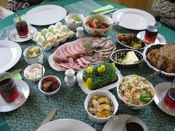 ポーランド 食