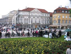 ポーランド 屋外イベント